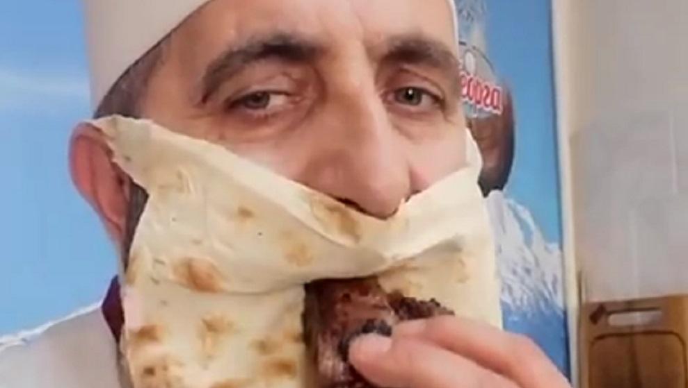 Армянин придумал самый «вкусный» вариант медицинской маски Видео ...